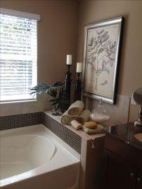 1000+ ideas about Decorating Around Bathtub on Pinterest