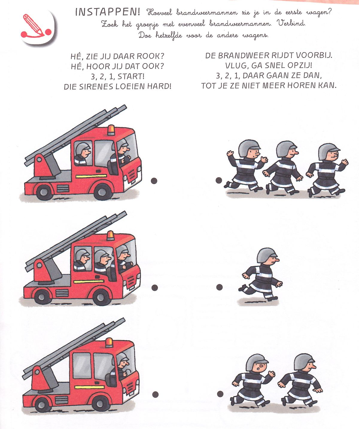 Images About Thema Brandweer Kleuters Theme