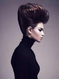 NAHA 2013 Finalist Hairstylist of the Year: Allen Ruiz Photographer: Jenny Hands