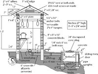Diagram Of Outdoor Fireplace, Diagram, Free Engine Image