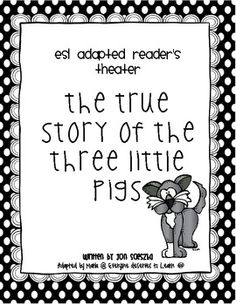 3 little pigs ideas on Pinterest