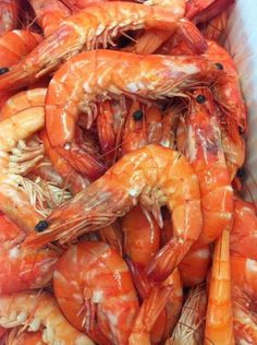 Crevettes #Lowestoft Anchor smokehouse  Dressed Crabs, Brown Shrimps, Halibut, Barracuda, Monkfish, Tuna, Kippers
