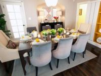 Sabrina Soto Design on Pinterest | High Low, Dining Rooms ...