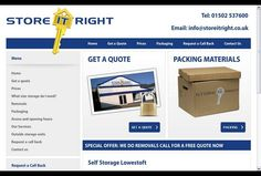 #Storage #Lowestoft Store It Right ,Storage and Self Storage, #Removals and Long Distance Removals,Packing Materials,Boxes and Box Packs, Bubble Wrap,White UN-Bleached Paper,Tissue Paper, Brown Wrapping Paper,Marker Pens,Brown Tape And Fragile Tape  http://www.storeitright.co.uk/
