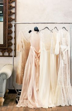 lovely collection of lace gowns   Ana Rosa