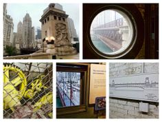 The little known but super interesting Bridgehouse museum in Chicago along the river.    McCormick Bridgehouse & Chicago River Museum Free on Sundays from May 10-Oct. 31