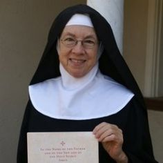 Jewish convert...Catholic nun