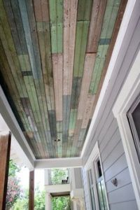 Decor: CEILING treatments on Pinterest