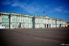 St. Petersburg's The Hermitage - Free on the first Thursday of every month
