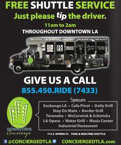 1e07dc8677f81ac50a8e4d72c44d39da - LA Downtown可坐免费巴士