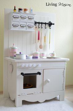Play Kitchen  Spielkchen on Pinterest  Play Kitchens