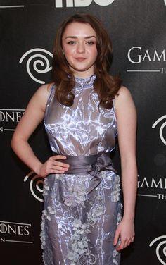 Maisie Williams from 'Game of Thrones' was another favorite from readers to play Maximum Ride. Do you agree?