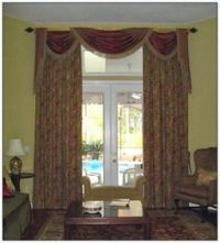 Window Treatments on Pinterest | Kitchen Window Treatments ...