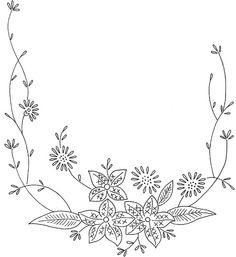 Vintage Hand Embroidery PATTERN Alice Brook 7297 Peacocks