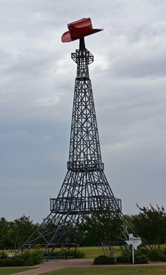 Paris, Texas - Home to the