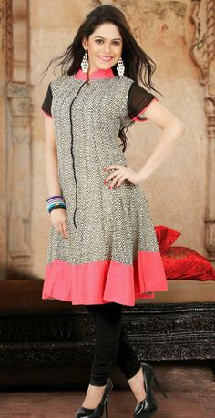 Indian Dresses On Pinterest Madhuri Dixit Anarkali And