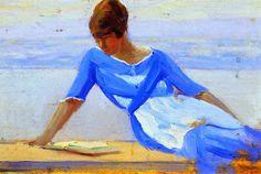 pintura de Clarence Gagnon