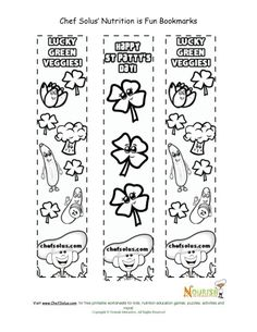 St. Patrick's Day Printables on Pinterest