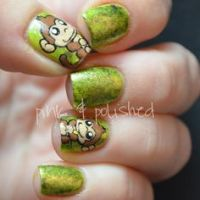Nail designs I want to do on Pinterest   Nail Tutorials ...