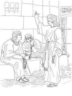 Saffron Walden Vacation Bible School 2014 Joseph on
