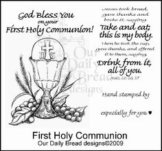 First Reconciliation and Communion on Pinterest