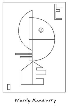 Alexander Calder Coloring Pages Coloring Pages