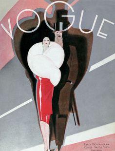 November 1926 Vogue