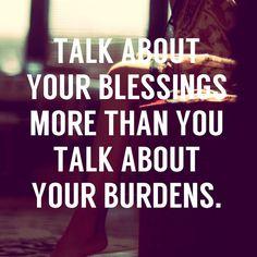 Blessings & Testimonies