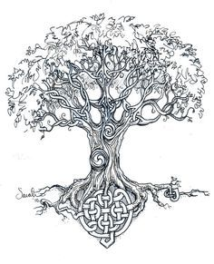 1000+ images about Tree of life Mandala tattoo on