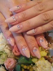 nail art bling nails