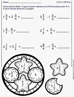 School Is Cool- Mastering MATH: FRACTIONS, Decimals, and
