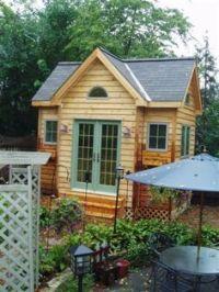 Backyard Sheds on Pinterest | Storage Sheds, Sheds and Storage
