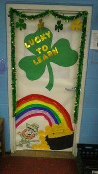 World's Cutest Classroom: Door Decorations on Pinterest ...