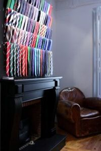 Organize  Clothes Closet on Pinterest   Hangers ...