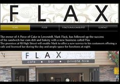 Flax Bar Cafe and Function room Hire Lowestoft,Website Marketing/Design Frontlineweb.biz Suffolk