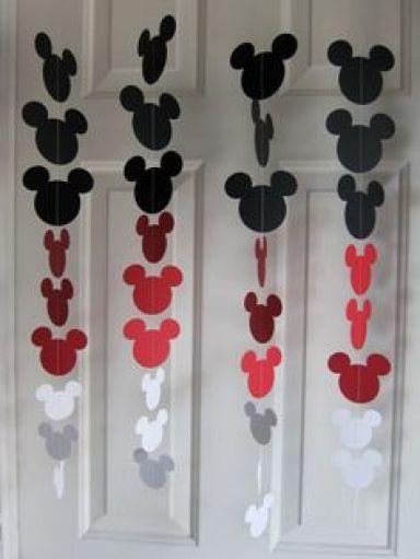 mickey mouse ideas fiesta