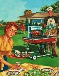 Party Like It's 1955 on Pinterest | 1950s, Office Parties ...