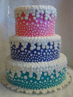 Birthday Cake Ideas On Pinterest Fondant Cakes Birthday