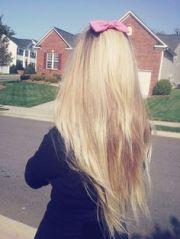 long hair hairstyle