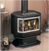 Natural Gas & Propane > Freestanding Stoves - Natural Vent ...