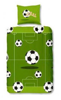 Slaapkamer Timo on Pinterest  Soccer Bedroom Soccer and