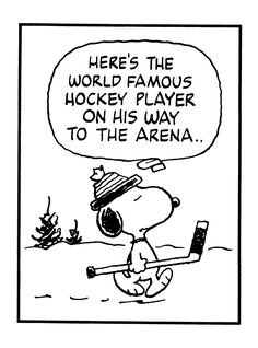 1000+ images about Snoopy Ice Hockey on Pinterest