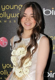 I heard from a lot of readers that Hailee Steinfeld would make an amazing Maximum Ride. What do you think?