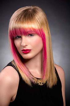 l oreal hair chalk on pinterest hair chalk garden parties and dark hair