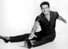 Jack LaLanne - my grandma and I would 'work out' to Jack LaLanne