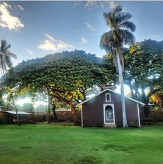 The Hale Pa'ahao prison museum in Lahaina – where rowdy whalers were held. An interesting history - and free!
