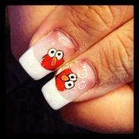Fingernail Art (Summer) on Pinterest