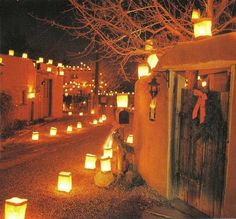 Christmas In New Mexico On Pinterest Christmas Eve Tao