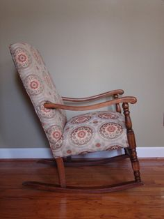 diy reupholster living room chair small ideas ikea upholstered rocking chairs on pinterest | ...