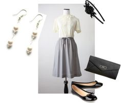 """""""Spring Office Fashion"""" by angielosek on Polyvore"""